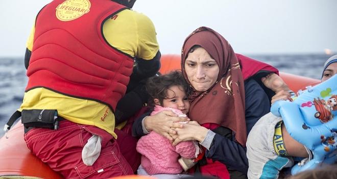 Sığınmacılar için Avrupanın Akdeniz sınırı en ölümcül bölge