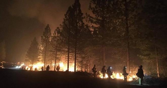 Yangında hayatını kaybedenlerin sayısı 79'a yükseldi