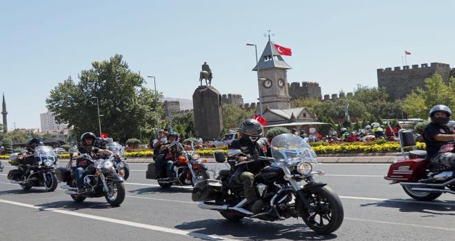 Erciyes Moto Fest Motosiklet Festivali