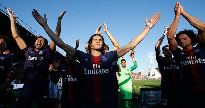 PSG yıldızlarıyla kazandı