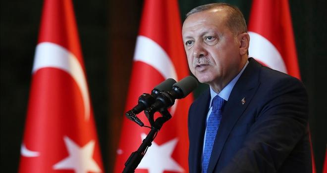 Cumhurbaşkanı Erdoğan: Göçebe Oyunlarını 2020de ülkemizde düzenleyeceğiz