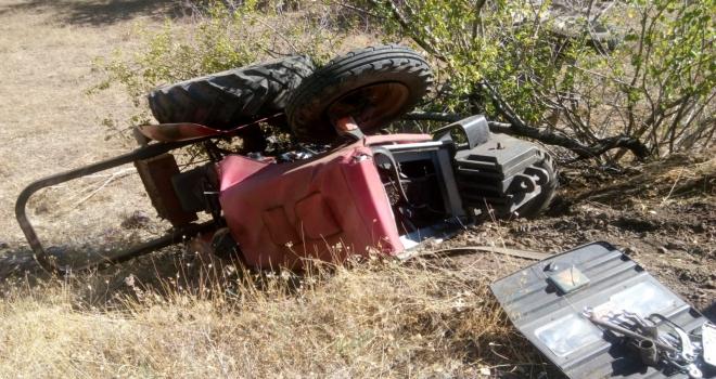 Sivasta 3 ayrı trafik kazasında 9 kişi yaralandı