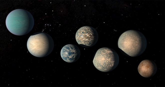 Dünyadan 250 kat fazla su bulunan gezegenler keşfedildi