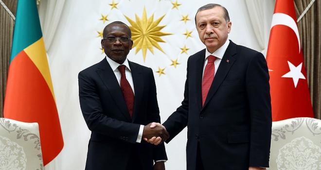 Benin Cumhurbaşkanı Talon Türkiyeye gelecek