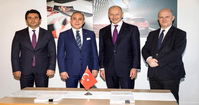 Renault Grubu Türkiyeye güvenmeye devam ediyor