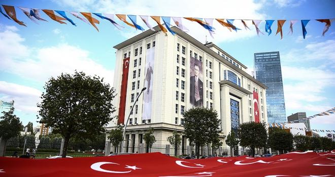 AK Partinin kamp tarihi belli oldu