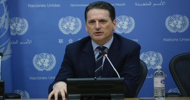 Pierre Krahenbühl: UNRWA engelleri aşacaktır