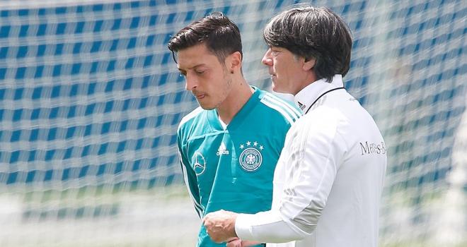 Löwden Mesut Özil açıklaması