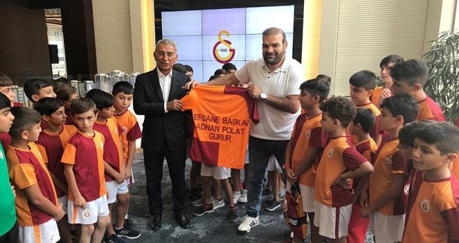 Adnan Polat: Galatasarayda görev süremi tamamladığıma inanıyorum