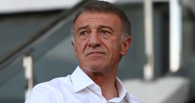 Trabzonspor Kulübü Başkanı Ağaoğlu: Kaptan böyle bir yol açarsa arkasını düşünmek bile istemiyorum