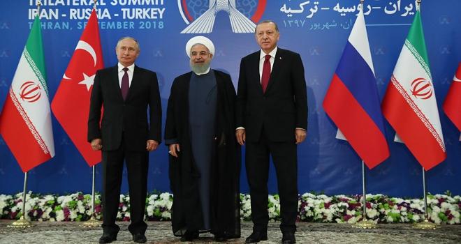 SMDK Doha Büyükelçisi Nizar elHiraki: Tahran zirvesi Türkiye sayesinde önem kazandı