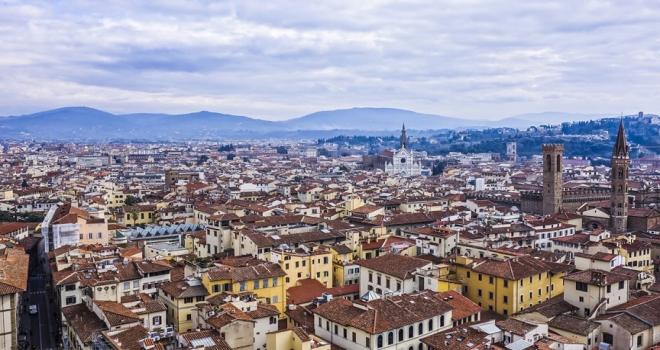 Floransada sokakta atıştırmak yasaklandı