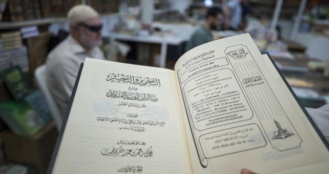 Suriyeli profesör, el yazmalarını yeniden kaleme aldı