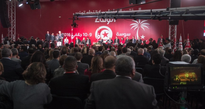 Nida Tunus Partisinden sekiz milletvekili istifa etti