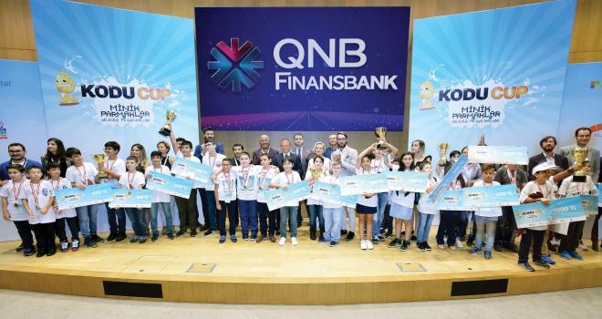Minik eller Kodu Cup Türkiye 2018de harikalar yarattı
