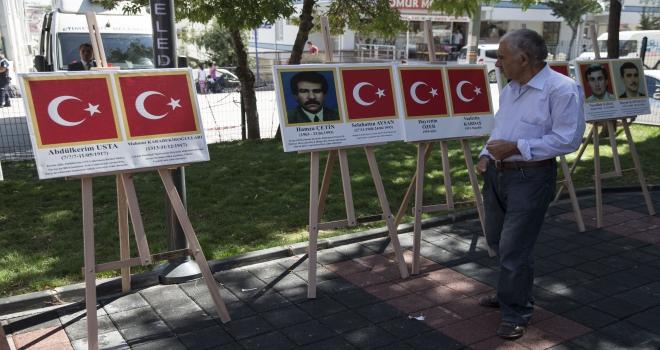 Başkentte Şehit Öğretmenler Parkı açıldı