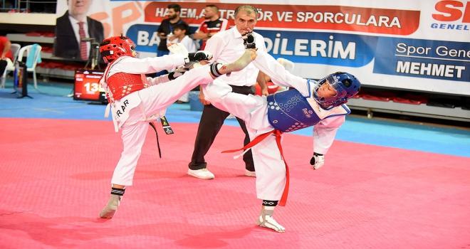 Türkiye Minikler Tekvando Şampiyonasına rekor katılım