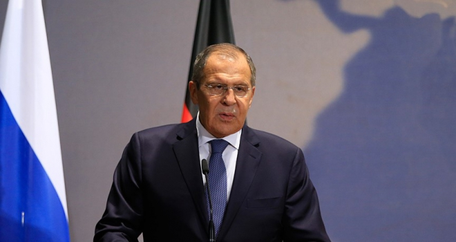 Rusya Dışişleri Bakanı Lavrov: Türk partnerlerimizle İdlibdeki durumu çözmeye çalışıyoruz