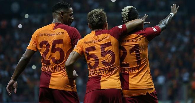 Galatasarayın Avrupadaki sponsoru belli oldu