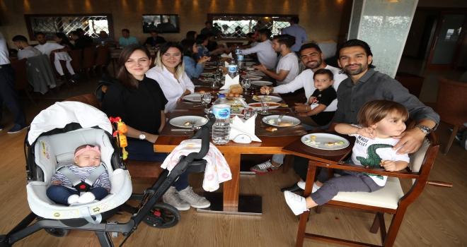 Demir Grup Sivasspor kahvaltıda buluştu