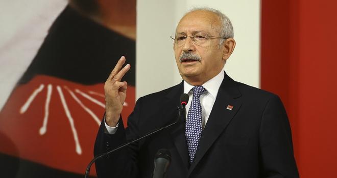 CHP Genel Başkanı Kılıçdaroğlundan ekonomi eleştirisi