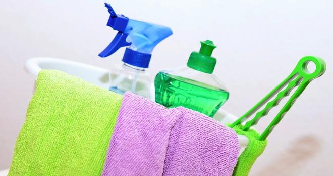 Ev temizlik ürünleri çocuklara kilo aldırabilir