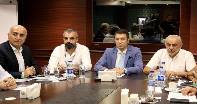 KYSD Yönetim Kurulu Başkanı Özpehlivan: Organizasyonumuz yeni moda trendlerine yön verecek