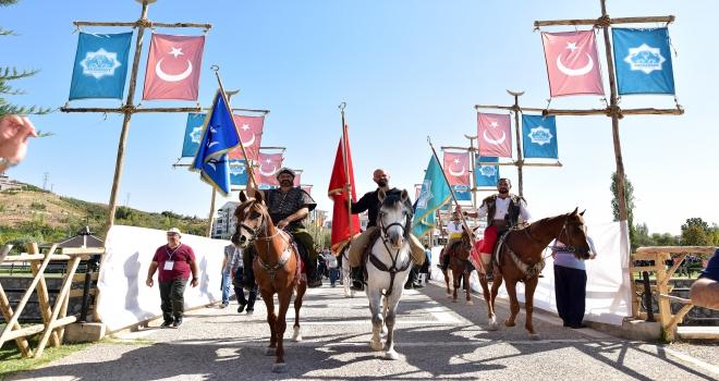 33. Aksaray Ihlara Kültür Sanat ve Spor Festivali başladı