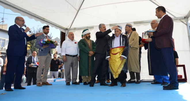 Kırşehirde ilin Ahisi ödülünü aldı