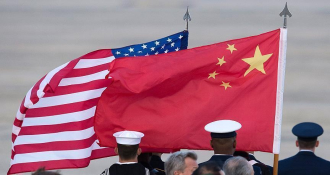 Çinden ABDnin askeri yaptırımlarına tepki