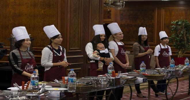 Kore Mutfağı Yemek Pişirme Atölyesinde tanıtıldı