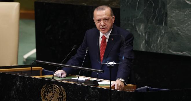 Cumhurbaşkanı Erdoğan: Almanya'dan terörle mücadelede gerekli desteği vermesini bekliyoruz