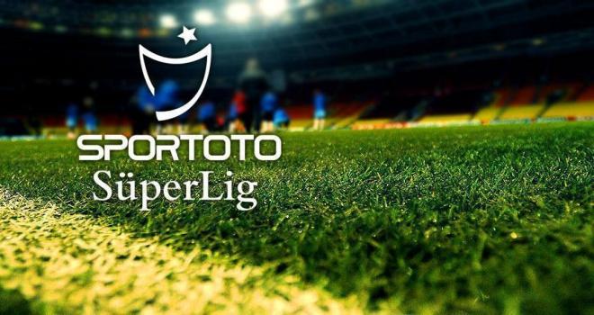 Süper Ligde heyecan başlıyor