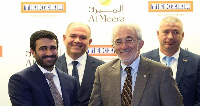 Katarlı şirket Türkiyeden 100 milyon dolarlık alım yapacak