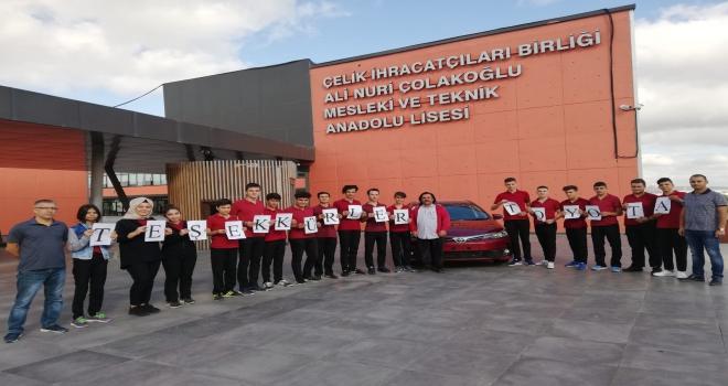 Toyota Otomotiv Sanayi Türkiye teknik eğitimde vites yükseltti