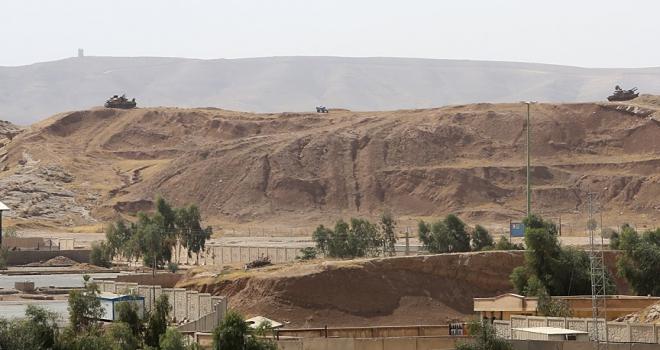 İran ordusu Kuzey Irakı vurdu