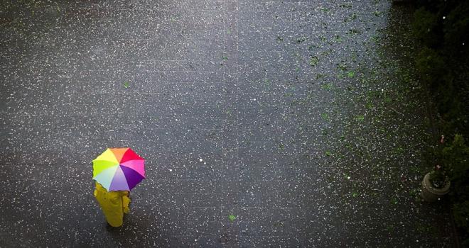 Marmara, Ege, Batı Akdeniz için kuvvetli yağış uyarısı