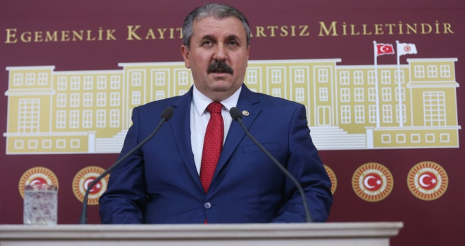 BBPden idam cezası önerisi