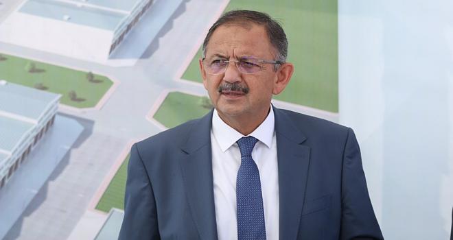 AK Parti Genel Başkan Yardımcısı Özhasekiden ittifak açıklaması