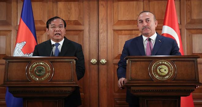 Dışişleri Bakanı Çavuşoğlu: 3 FETÖ elebaşının iadesi için talebimizi yeniledik
