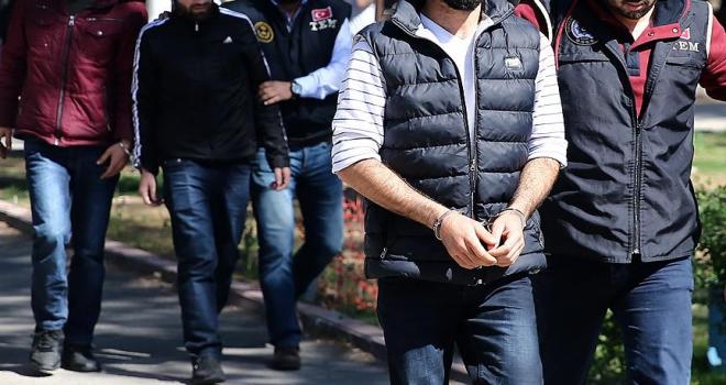 Sosyal medyadan terör propagandası: 6 gözaltı