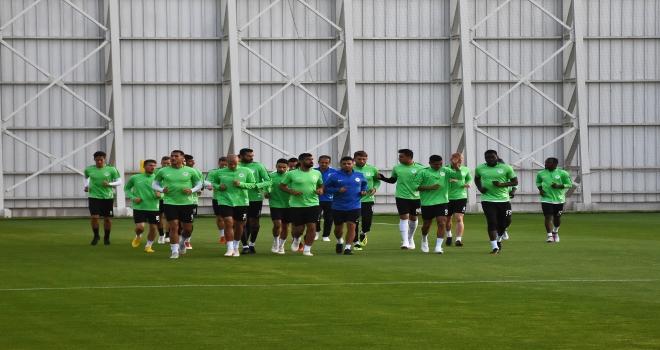 Atiker Konyaspor Beşiktaş maçına kilitlendi