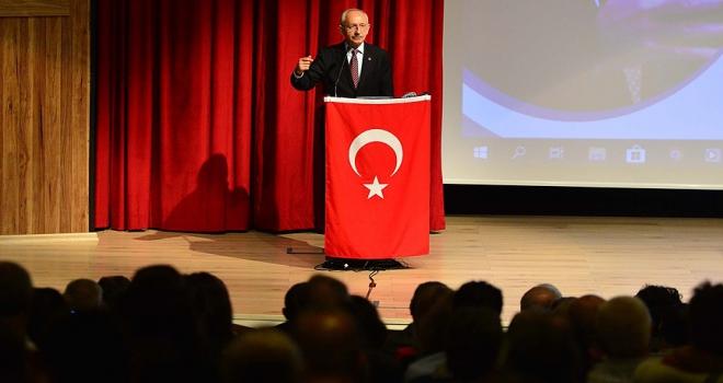 CHP Genel Başkanı Kılıçdaroğlu: Türkiye bu krizden rahatlıkla çıkabilir