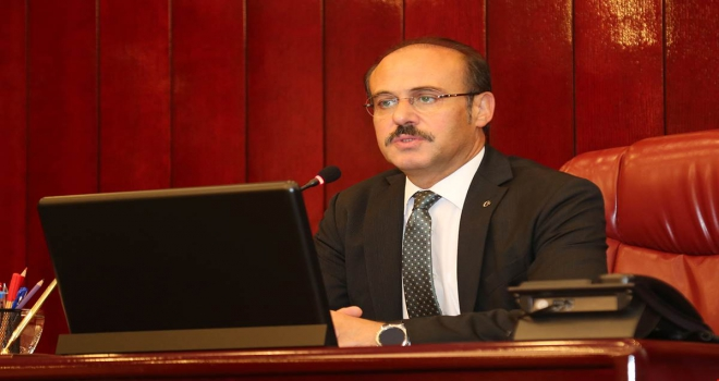 Yozgat İl Koordinasyon Kurulu toplandı
