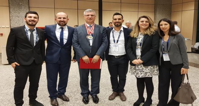 Yeditepe Üniversitesi, Buluş Fuarından dört ödül aldı