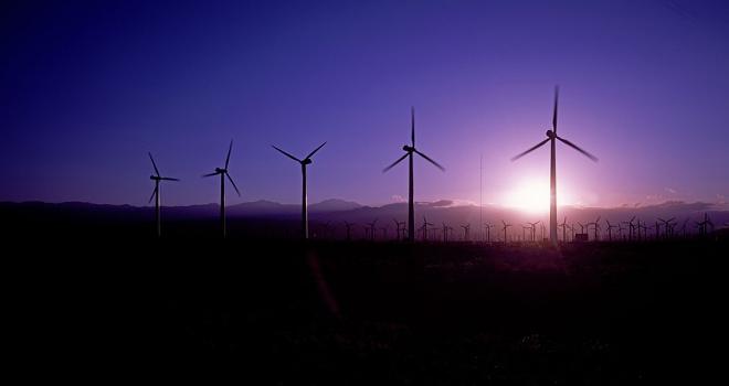 Özbekistanın en büyük rüzgar santrali Türk şirkete emanet
