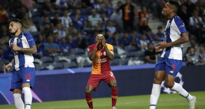 Galatasaray, Portekizde kaybetti