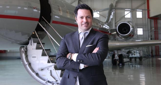 VistaJet, Türkiyede uçuşlarını yüzde 82 artırdı