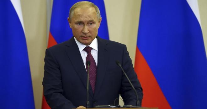 Putinden Hindistan ile askeri iş birliği vurgusu