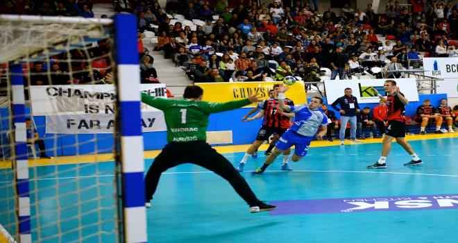 Hentbol: Erkekler EHF Challenge Kupası